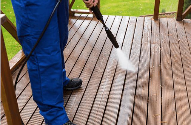 davie deck cleaning