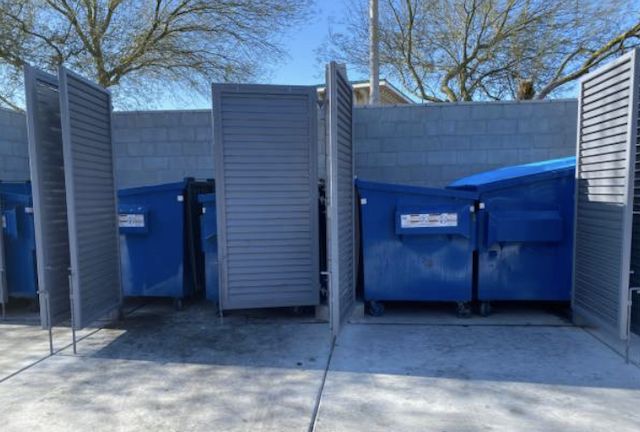 dumpster cleaning in davie